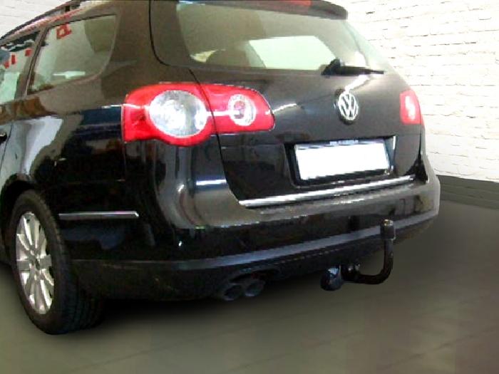 Anhängerkupplung VW-Passat 3c, incl. 4-Motion, Variant, Baureihe 2005-2010