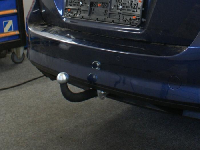 Anhängerkupplung für VW-CC Coupe, Baureihe 2012-  feststehend