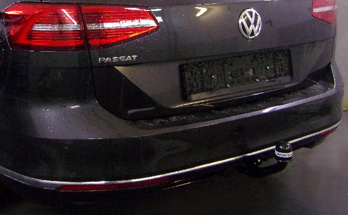Anhängerkupplung VW Passat 3c, incl. 4-Motion, Variant, Baureihe 2014-  vertikal
