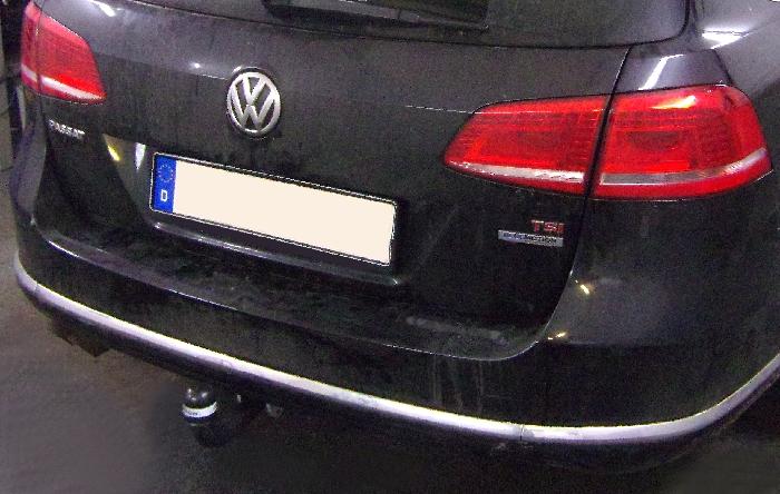 Anhängerkupplung VW-Passat 3c, incl. 4-Motion, Variant, Baureihe 2010-2014 Ausf.:  feststehend