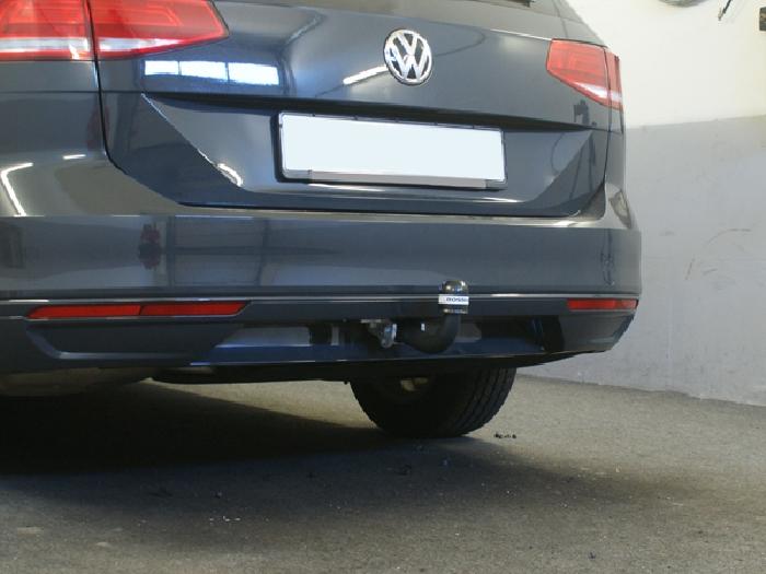 Anhängerkupplung VW-Passat 3c, spez. Alltrack Variant, Baureihe 2014-