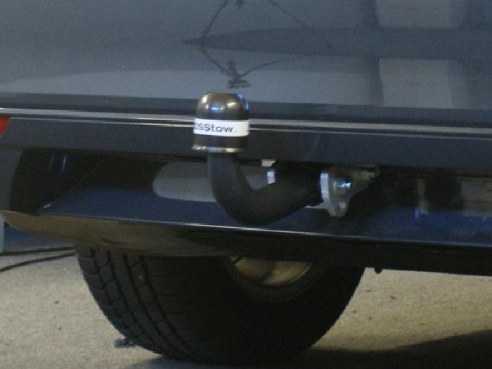 Anhängerkupplung für VW-Passat 3c, spez. Alltrack Variant, Baureihe 2014-  feststehend