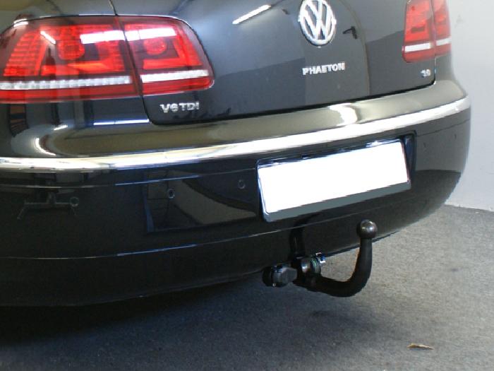Anhängerkupplung VW-Phaeton 3d, Limousine, Baureihe 2008-