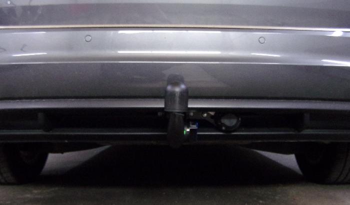 Anhängerkupplung VW-Sharan inkl. 4x4, Baureihe 2012- Ausf.:  vertikal