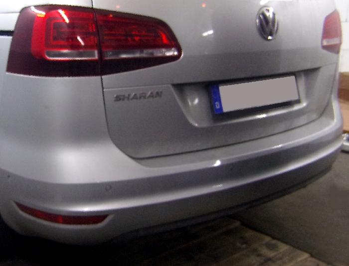 Anhängerkupplung VW-Sharan inkl. 4x4, Baureihe 2012- Ausf.:  feststehend