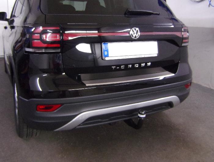 Anhängerkupplung für VW-T-Cross, Baureihe 2019-  vertikal