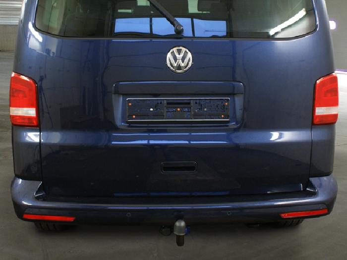 Anhängerkupplung VW-Transporter T5, Kasten Bus Kombi, inkl. 4x4, Baureihe 2009-2015 Ausf.:  vertikal