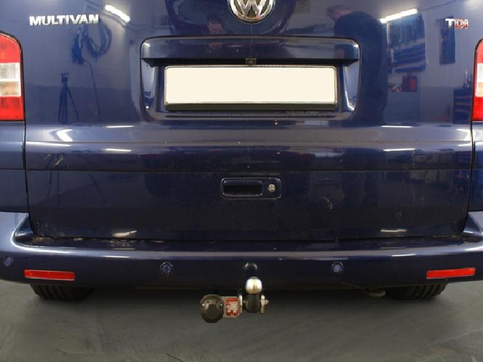 fahrzeugspezifisch E-SATZ NEU :AHK VW T5 2009-2015 Anhängerkupplung starr