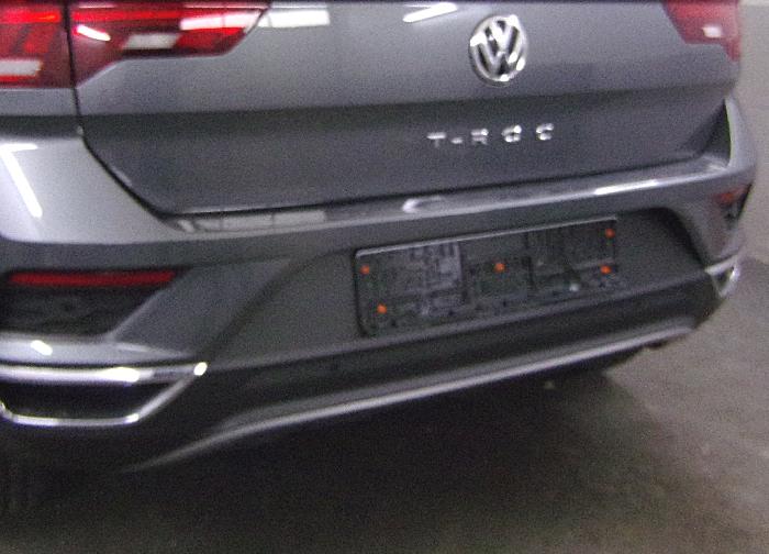 Anhängerkupplung VW-T-roc Cabrio, Baureihe 2017- Ausf.:  vertikal