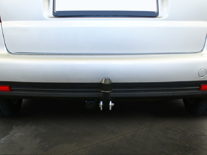 Anhängerkupplung VW-Touran Van, spez. 5 Sitzer m. Erdgas(Ecofuel), Baureihe 2010-2015