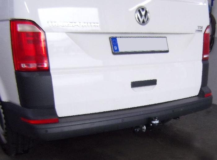 Anhängerkupplung VW Transporter T6.1, Kasten Bus Kombi, inkl. 4x4, Baureihe 2019-  feststehend