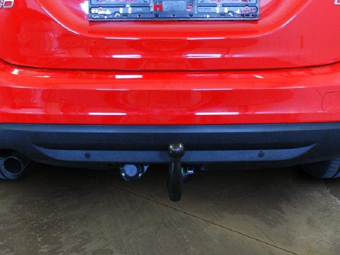 Anhängerkupplung für Volvo-V60 Kombi, Baureihe 2010-2018  vertikal