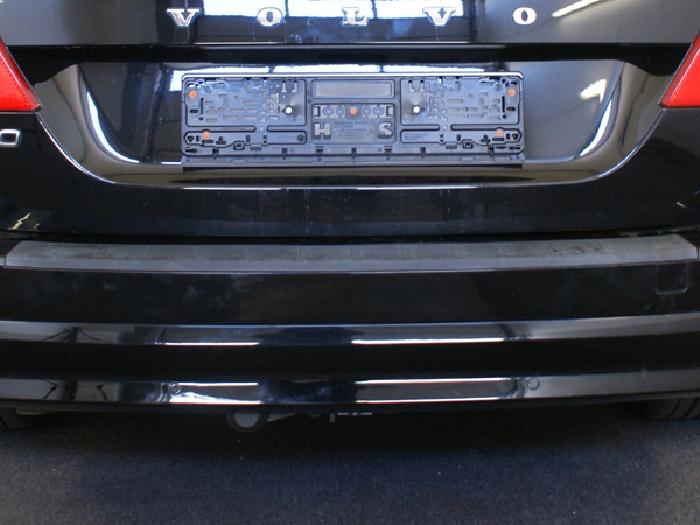 Anhängerkupplung für Volvo-V70 Kombi, ohne Niveauregulierung, Baureihe 2007-2016  vertikal