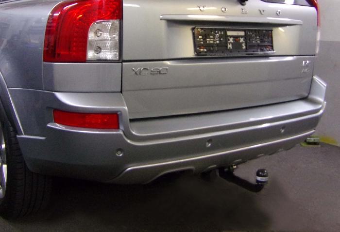 Anhängerkupplung Volvo XC 90, Baureihe 2004-2015  vertikal