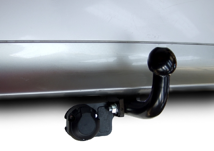 Anhängerkupplung für Fiat-Panda 4X4, nicht Gasantrieb, Baureihe 2003-2011  feststehend