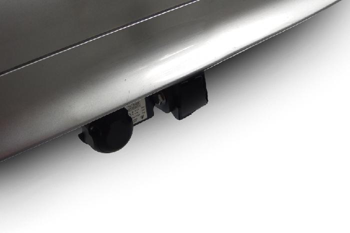 Anhängerkupplung Chrysler Sebring Stufenheck, Baureihe 2000-2006  horizontal