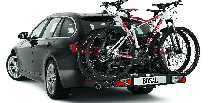 ahk fahrradtr ger f r 2 fahrr der anh ngerkupplung und. Black Bedroom Furniture Sets. Home Design Ideas